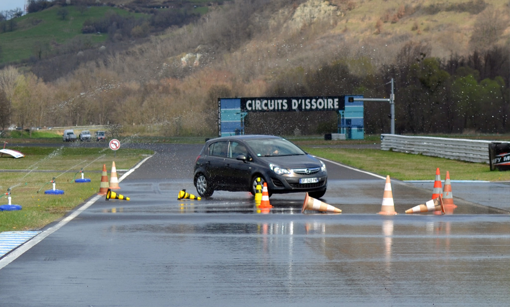 stage securite routiere circuit d'issoire